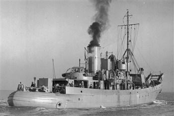 HMS Barcarole