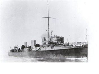 HMS Myrmidon