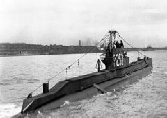 HMS Sea Scout