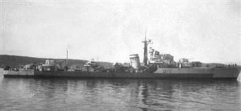 HMCS Agonquin