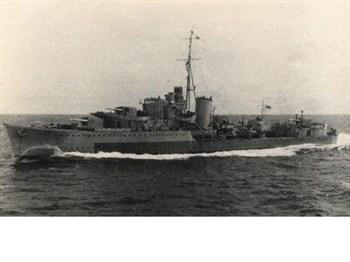 HMS Napier