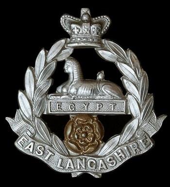 East Lancashire Regiment