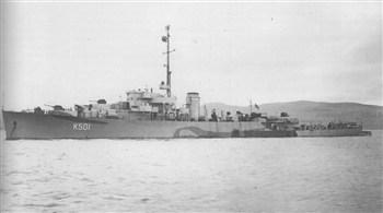 HMS Antigua