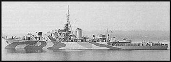 HMS Aire