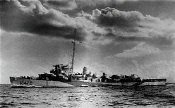 HMS Bazely