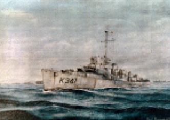 HMS Burges