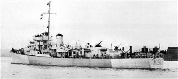 HMS Curzon