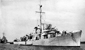 HMS Cubitt