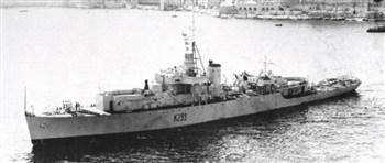 HMS Cuckmere