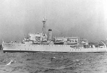 HMS Cooke
