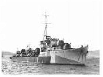 HMS Cawsand Bay