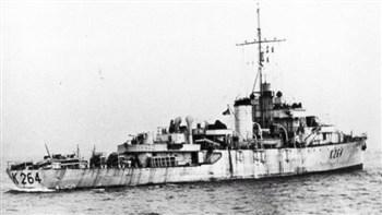 HMS Cam