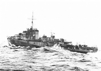 HMS Ettrick