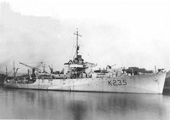 HMS Jed