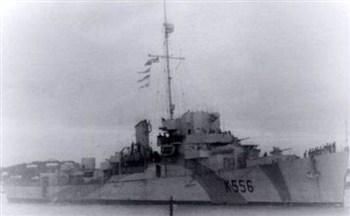 HMS Halsted