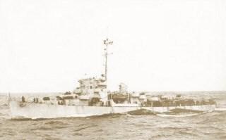 HMS Grindall