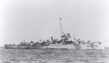 HMS Gardiner