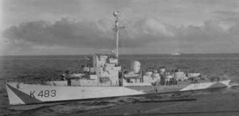HMS Kempthorne