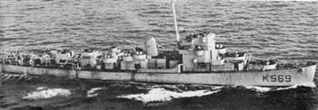 HMS Mounsey