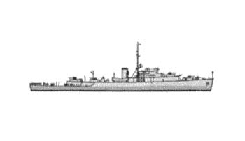HMS Montserrat