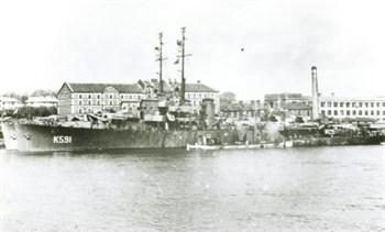 HMS Sarawak