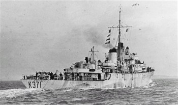 HMS Wye