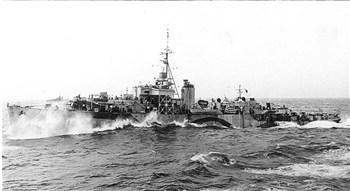 HMS Tweed