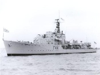 HMS Tenacious