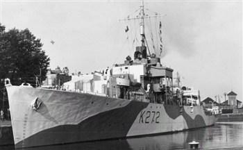 HMS Tavy