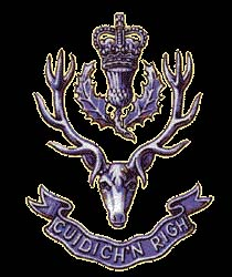 Queen's Own Highlanders (Seaforth and Camerons)
