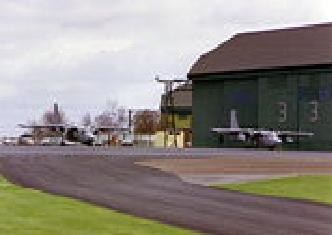 RN Air Station Middle Wallop