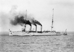 HMAS Encounter (Cruiser)