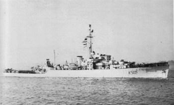 HMS Caicos