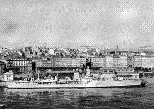 HMS Corunna