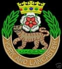 York and Lancaster Regiment