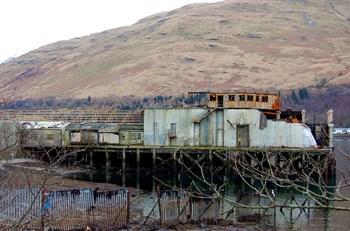 RN Torpedo Factory Greenock