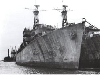 HMS Largo Bay