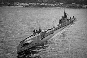 HMS Tudor