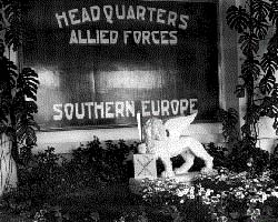 HQAllied Forces Southern Europe [Naples]