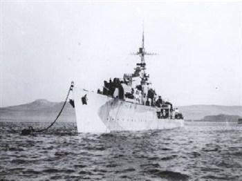 HMS Urania