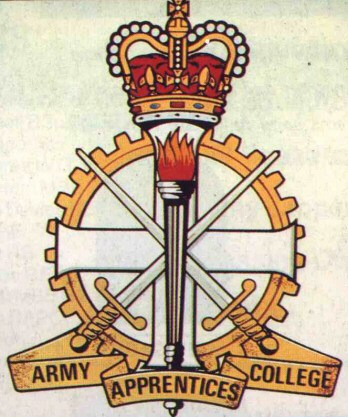 Army Apprentices School Chepstow