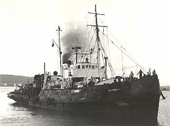 HMS Marauder