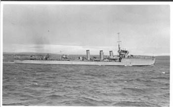 HMS Rowena