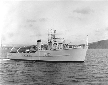 HMS Clarbeston