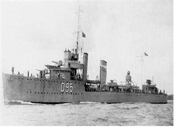 HMS Witch