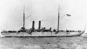 USS Galveston