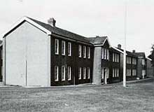 Thornhill Barracks Aldershot
