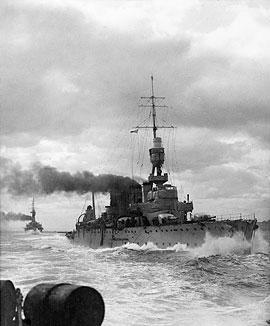 HMS Dublin