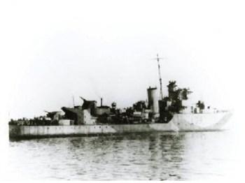 HMS Zetland