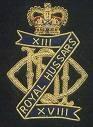 13/18 Royal Hussars